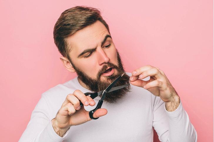 Фото №1 - Увеличивает ли борода риск заразиться коронавирусом?