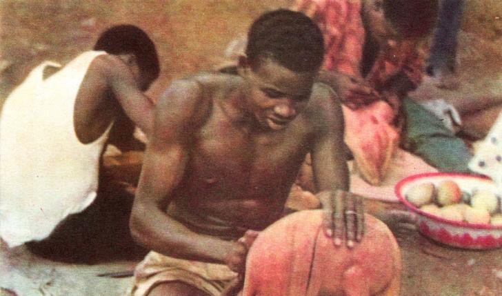 Фото №2 - Полдень в малийской деревне