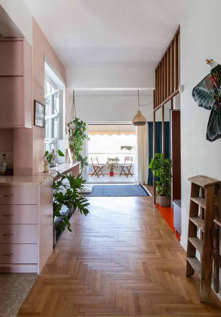 Фото №7 - Буйство красок: квартира в Афинах