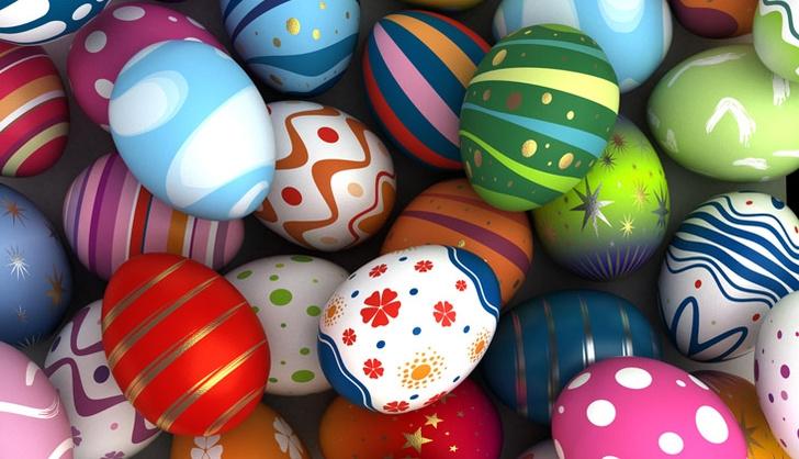 Фото №1 - Как яйца стали символом Пасхи