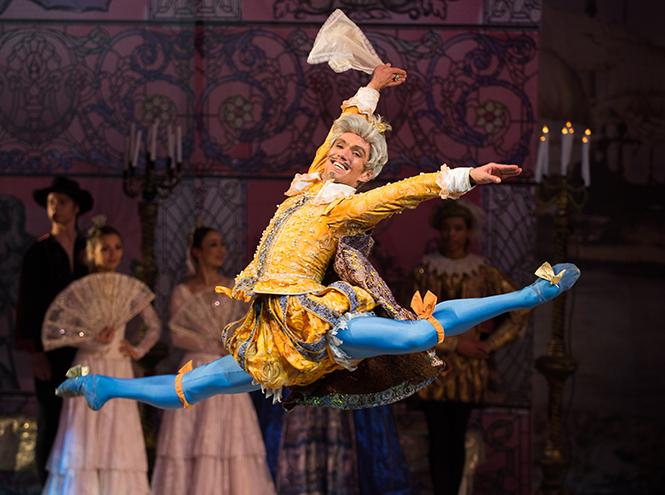 Фото №3 - Николай Чевычелов: «Если балет сводится к технике – упускается суть спектакля»