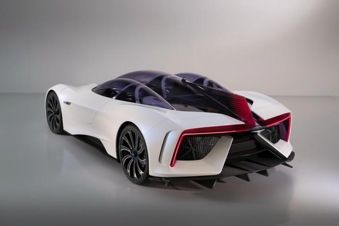 Фото №5 - Techrules Ren: гибридный суперкар с дизельными газотурбинными двигателями