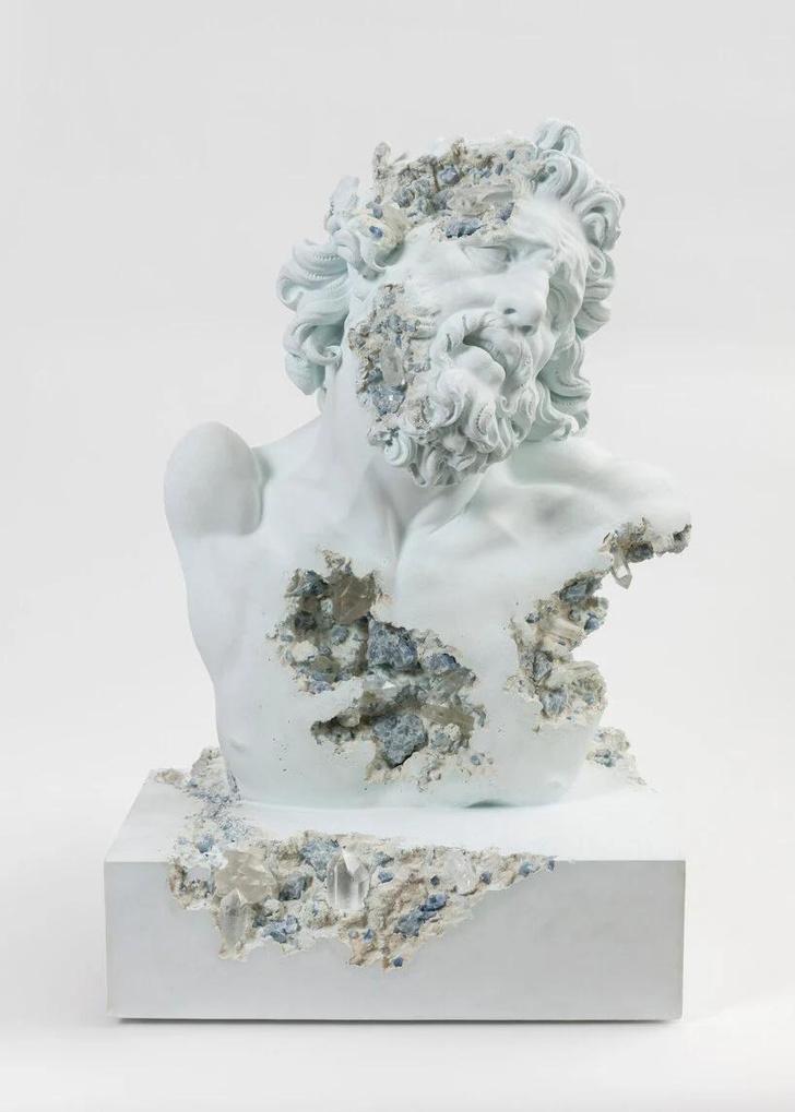 Фото №6 - Зевс, Аполлон и Пикачу: выставка Даниела Аршама в Нью-Йорке