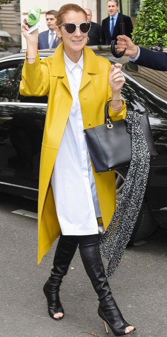 Фото №17 - Модная трансформация Селин Дион: лучшие образы от нового стилиста певицы