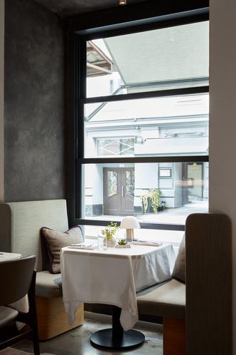 Фото №6 - Ресторан Ava Cafe по проекту бюро Geometry