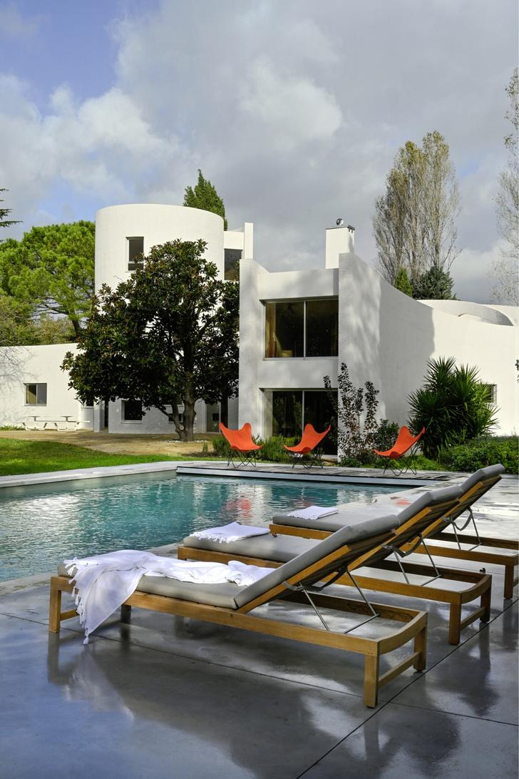 Фото №1 - Villa Benkemoun: дом-легенда в Провансе