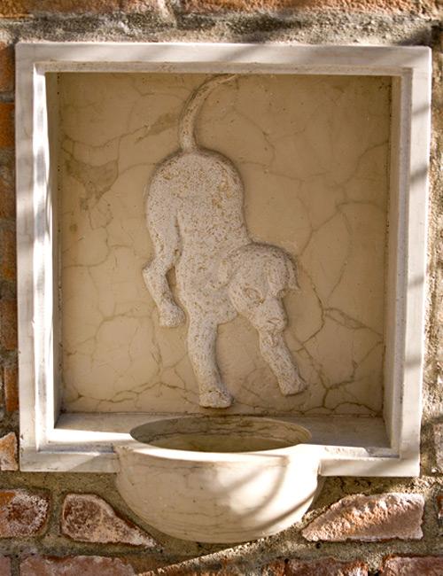 Фото №4 - Вода и камень: питьевые фонтанчики Италии