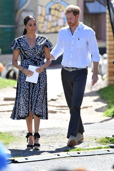 <p>Меган Маркл и принц Гарри</p>