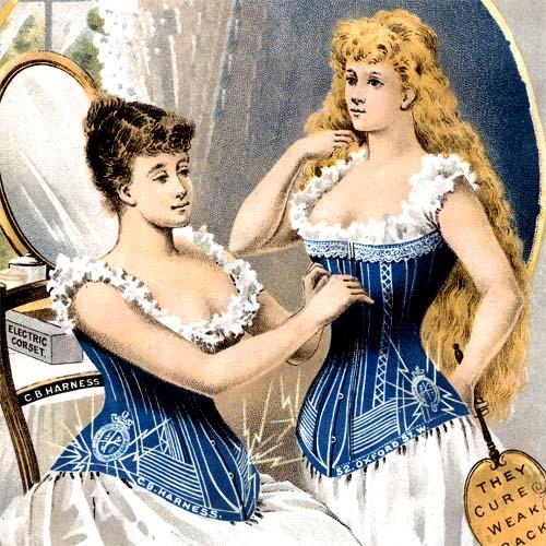 Фото №11 - Эволюция женской груди: от палеолитической Венеры до наших дней
