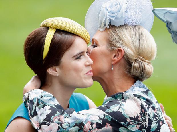 Фото №3 - Некоролевский подход: какой мамой будет принцесса Евгения