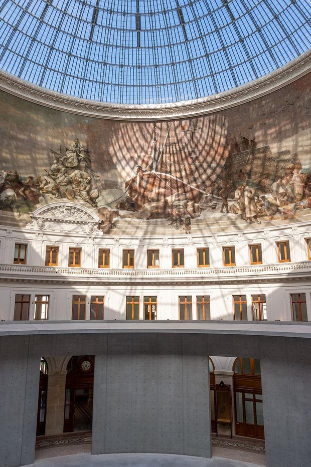 Фото №3 - В Париже открылся Музей Франсуа Пино по проекту Тадао Андо