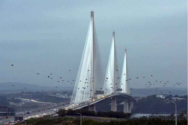 Фото №1 - Мост в Эдинбурге