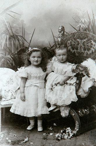 Фото №18 - Милые и забавные архивные фото царской семьи Романовых