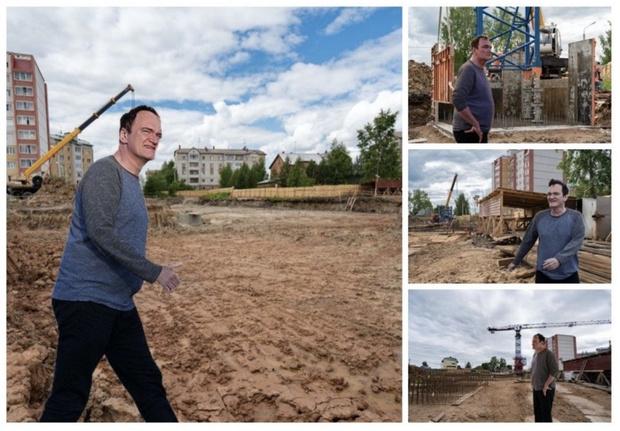 Фото №1 - ФАС России считает прифотошопливание Квентина Тарантино на фотографии недобросовестной рекламой