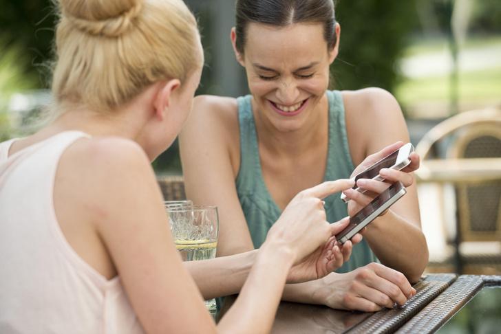 Фото №1 - Ученые предостерегли женщин от чрезмерной увлеченности соцсетями