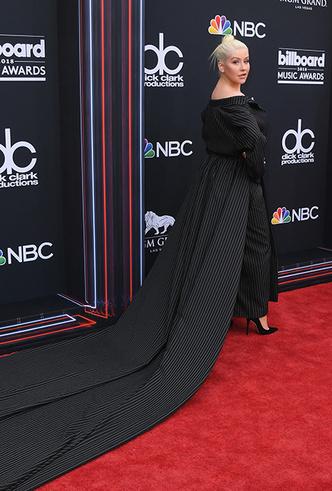 Фото №11 - Billboard-2018: Тейлор Свифт, Мила Кунис и другие на красной дорожке музыкальной премии