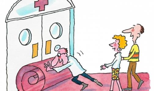 Фото №1 - Где бы лечились петербургские врачи, если бы заболели