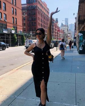 Фото №10 - Как одеваются модели plus-size: 5 стильных советов от Джилл Кортлев