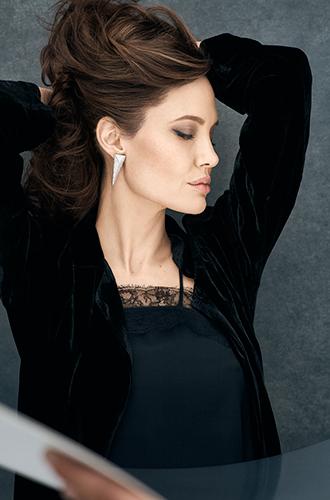 Фото №4 - Анджелина Джоли: «Для меня это совершенно новый опыт»
