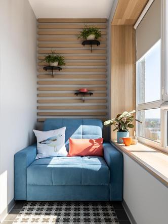 Фото №9 - Уютная студия 30 м² для студентки в Санкт-Петербурге