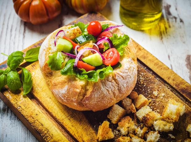 Фото №3 - Итальянские блюда для тех, кто следит за фигурой