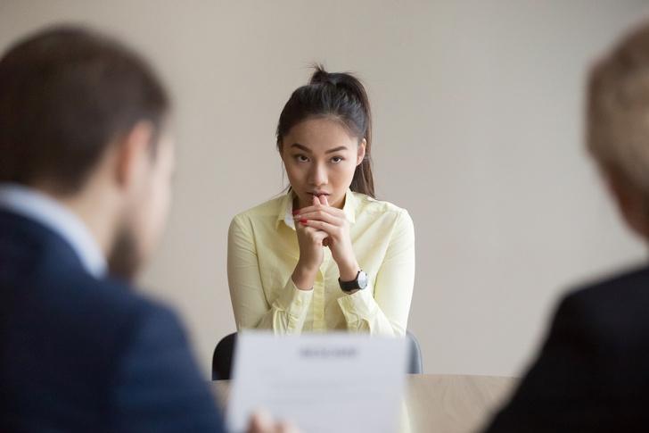 Фото №10 - О чем и зачем спрашивают на собеседованиях, и как правильно отвечать на вопросы?