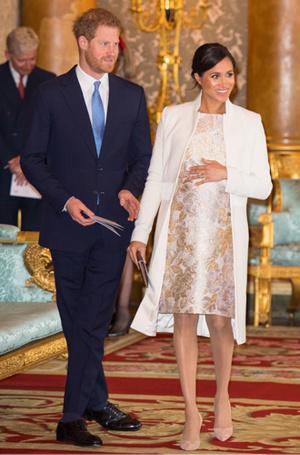 Фото №39 - Стильная беременность Меган Маркл: главные модные предпочтения герцогини