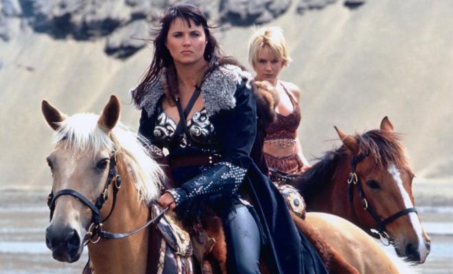 Сериал Зена - королева воинов