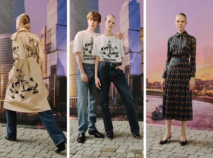 Фото №1 - Мода как искусство: принты каких художников можно найти в коллекции Aizel x Team Putin