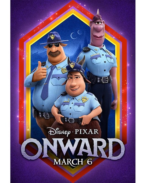Фото №1 - В мультфильме «Вперед» студии Disney впервые появится ЛГБТ-персонаж