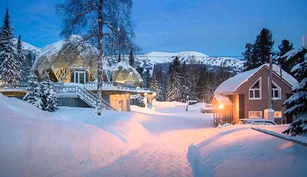 Фото №10 - Где этой зимой искать снег, если хочется покататься на лыжах (в России)