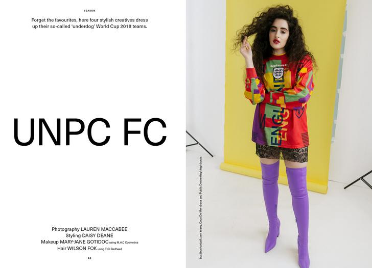 Фото №4 - Жизнь фанатки: говорим с редактором журнала о моде и футболе