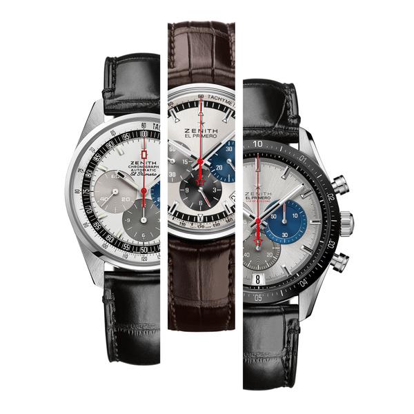 Фото №8 - Влюбленным в спорт: Zenith представил часы Chronomaster Sport