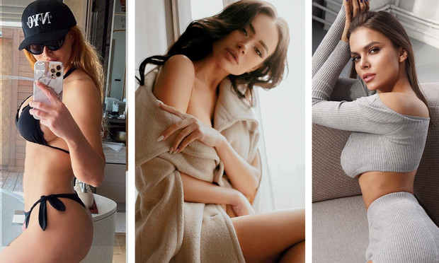 Фото №1 - Вестник «100 самых сексуальных женщин страны»: праздничный спецвыпуск к 8 Марта!