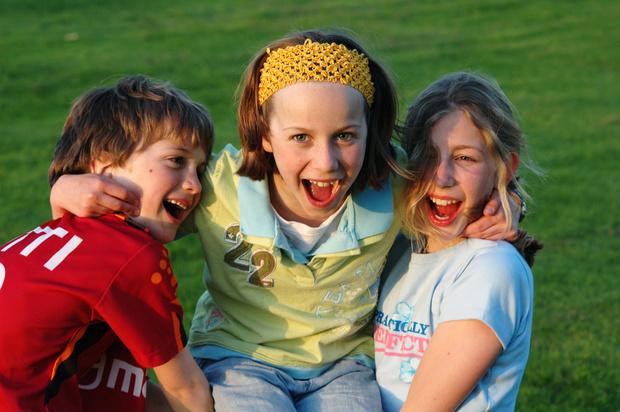 Фото №1 - Детская дружба: не так все просто!