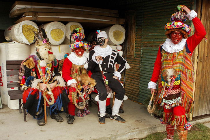 Фото №1 - Традиции: Масопуст, Чехия