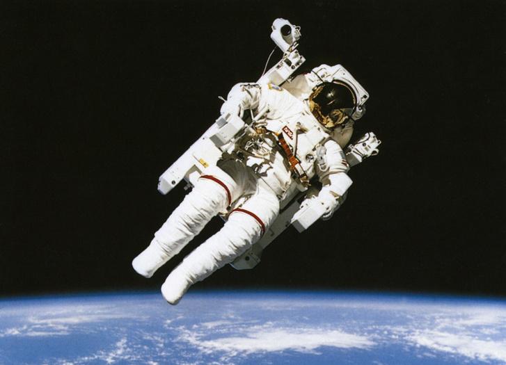 Фото №1 - Один кадр: космос