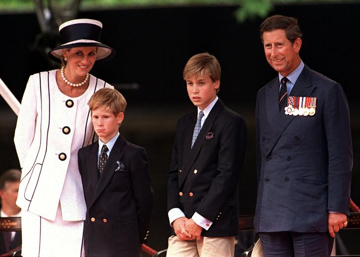 Фото №3 - Почему принц Уильям отказывался разговаривать с Дианой после ее развода