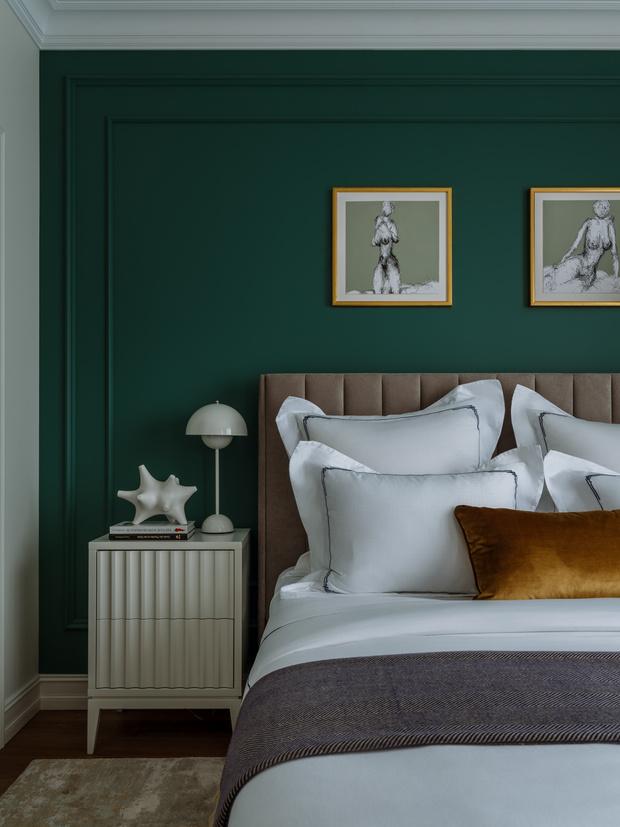 Фото №5 - 10 правил для создания спальни класса люкс