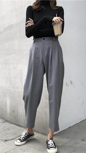 Фото №3 - Что носить весной 2021: подборка самых модных брюк