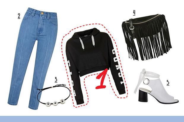 Фото №3 - С чем носить худи
