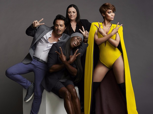Судьи 22-го сезона шоу «Топ-модель по-американски»