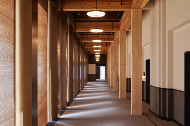 Фото №9 - Отель Ace Hotel в Киото по проекту Кенго Кумы