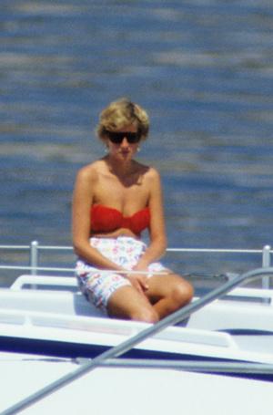 Фото №19 - Принцесса пляжа: бикини-стиль Дианы
