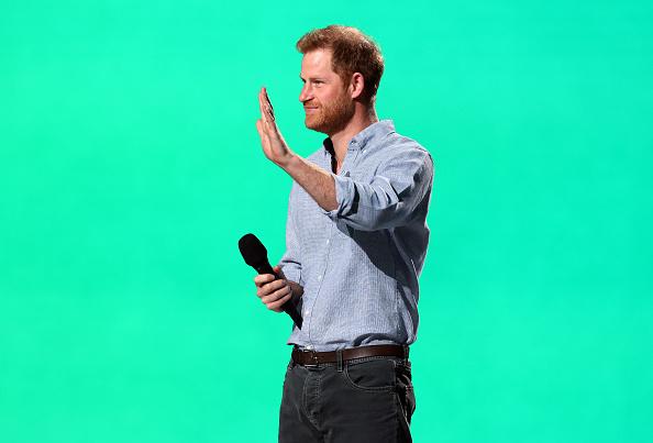Фото №1 - Неужели родила? Принц Гарри выступил на концерте без Меган Маркл, хотя они должны были сделать это вместе