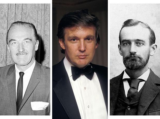 Фото №1 - Три поколения Трампов: как строилась главная семейная империя США