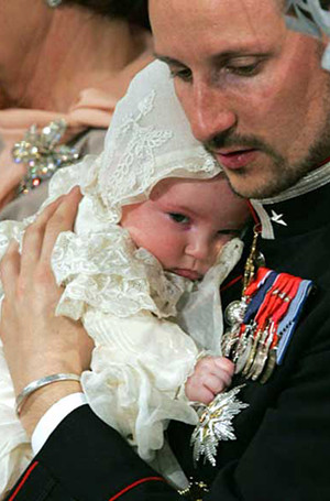 Фото №9 - Принцесса Ингрид Александра, наследница трона Норвегии: история в фотографиях