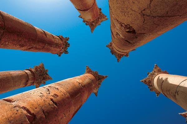Фото №1 - Семеро на восточном берегу Иордана