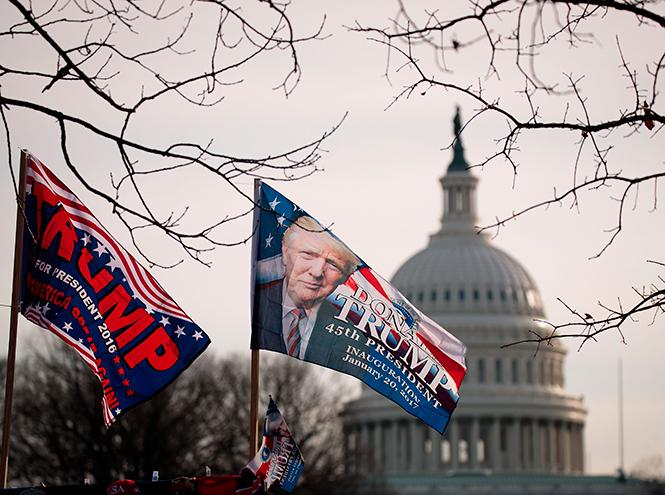 Фото №6 - Самые полезные факты об инаугурации Дональда Трампа