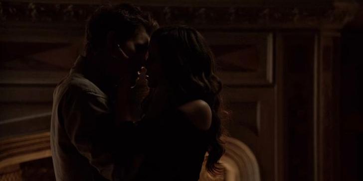 Фото №4 - «Дневники вампира»: 6 причин, почему Стефан должен был остаться с Кэтрин